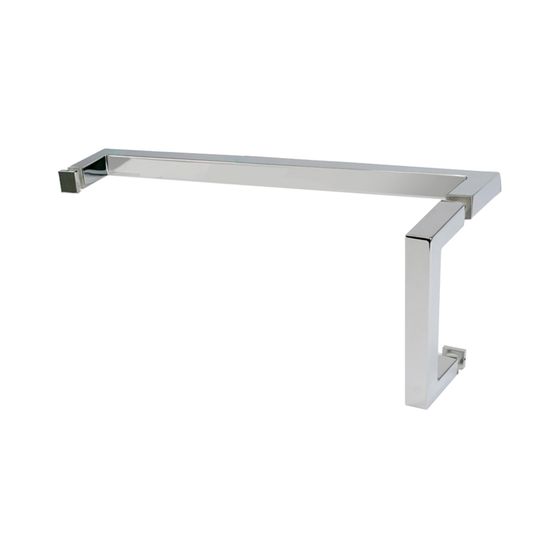 IGT Square Tube Pull Handle Towel Bar Combo 1