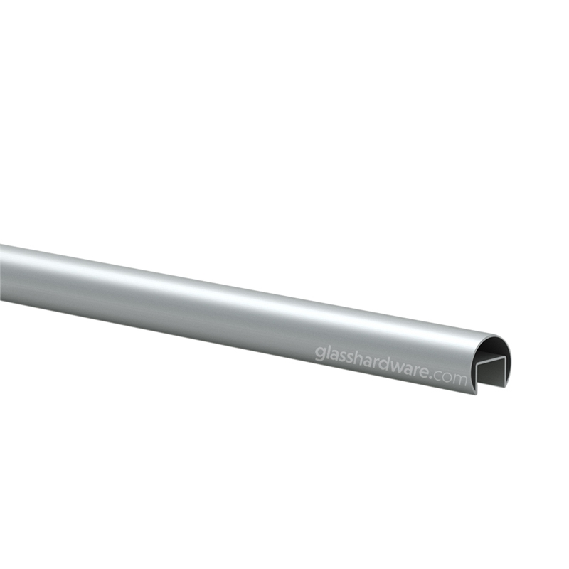 """Rounded Slotted Tube 1- 9/16"""" x 19"""